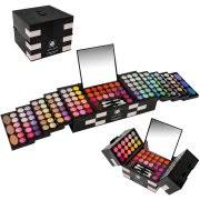 makeup kit box walmart. shany all about the face makeup kit, 151 pc kit box walmart