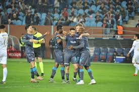 MAÇ SONUCU   Trabzonspor 6-2 Kayserispor (Süper Lig 17 ...