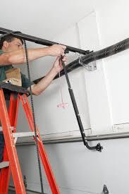 fixing garage doorGarage Garage Door Fix  Home Garage Ideas