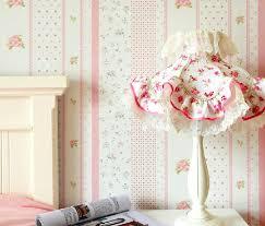 Girls Floral Wallpaper