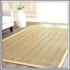 round natural fiber rug sisal rugs home decorating ideas depot