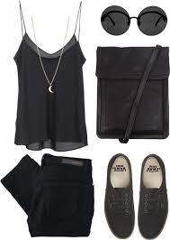 Pin by Analia Serafini on Turn to the Left   Fashion, Black ...