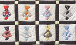 Quilts old and new: Heirloom patterns mix with modern designs in ... & ''Little Dutch Girl'' quilt belongs to Kathy S. Jones of Decatur Adamdwight.com