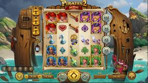 Pirates 2: Mutiny Slot Review - Yggdrasil Gaming - Chipmonk Slotz