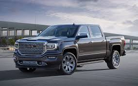 2016 Sierra 1500 Denali Named Pickup Truck of the Year | Cavender ...