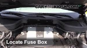 2013 2013 infiniti fx37 interior fuse check 2013 infiniti fx37 replace a fuse 2013 2013 infiniti fx37