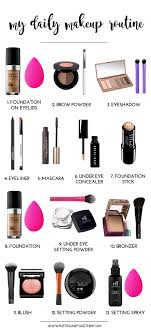 i m excited to share my daily makeup routine i personally love seeing how