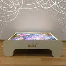 Educational Play Light Table Edu2 Light Table Educational And Creative Toy For