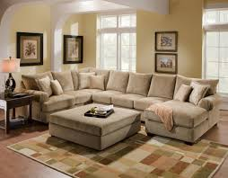 Rug Size Living Room Rug Size For Sectional Sofa Rugs Ideas
