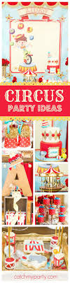 Homemade Circus Decorations 17 Best Ideas About Circus Birthday Cakes On Pinterest Carnival