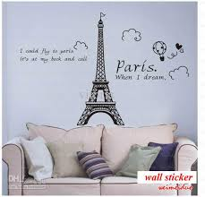pillow wall art paris sample amazing great nice stickers be easily applied to