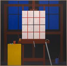 Sold Price: DALE HICKEY (born 1937) Studio Stuff 2008 oil on ...