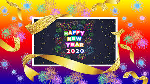 Happy New Year 2020 Cd Banner Background Hd Images Aoraki