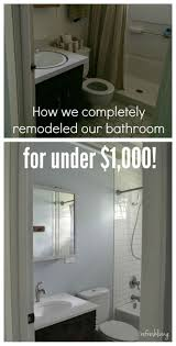 Best  Budget Bathroom Remodel Ideas On Pinterest - Basement bathroom remodel