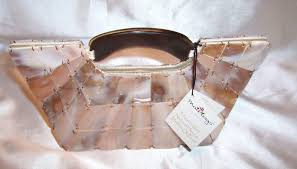 Mad By Design Bags Mad By Design Mother Of Pearl Natural Horn And 50 Similar