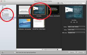 Powerpoint Presentation Gallery Top Powerpoint Tips What Ive Learned Thus Far On The Mac