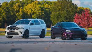Top auswahl an gebrauchten dodge durango auf mobile.de. 2021 Dodge Lineup What S New Besides The Durango Hellcat