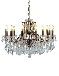 bronze crystal chandelier small style selections 3 light antique celeste dark glass flush mount