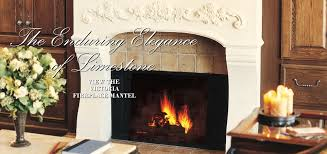King Louis 308 Hand Carved Natural Stone Fireplace Mantel Limestone Fireplace Mantels