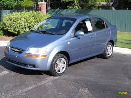 All Chevy chevy aveo 2006 : 2006 Icelandic Blue Chevrolet Aveo LS Sedan #34242053 | GTCarLot ...