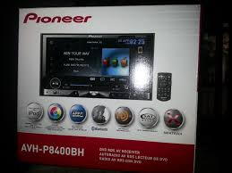 pioneer avh p8400bh unboxing install