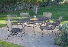 black wrought iron patio furniture. wrought iron patio aluminum versus outdoor furniture black c