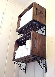bathroom wall storage ideas helloblondieco