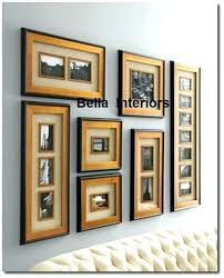multiple picture frames wood. Multi Frame Picture Large Frames Recycled Collage Window Opening Softball . Multiple Wood O