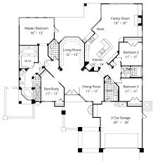 trendy idea single story house plans with two masters 2 master suites on home suite bedroom
