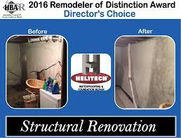 helitech waterproofing and foundation repair. Perfect Repair Foundation Repair In Kirkwood MO In Helitech Waterproofing And S