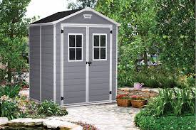picture of manor 6x5sd outdoor garden storage shed 1