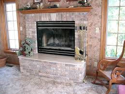 reface brick fireplace great refacing in how to a resurface with stone tile reface brick fireplace refacing with tile resurfacing stacked stone