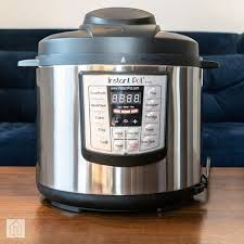 Slow Cooker To Pressure Cooker Conversion Chart How To Convert Slow Cooker Recipes To Your Instant Pot