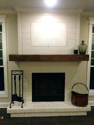 brick fireplace mantels mantle over fireplace mantels for brick fireplaces best brick white brick fireplace hearth