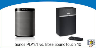 Sonos Play 1 Vs Bose Soundtouch 10 Differences Explained