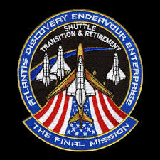Nasa Mission Patch Design Nasas Shuttle Transition And Retirement Patch