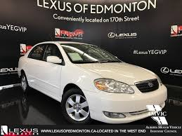 toyota corolla 2005 white. Fine 2005 Used 2005 White Toyota Corolla LE Auto Walkaround Review  Camrose Alberta For YouTube