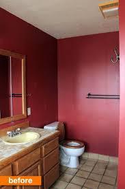 Dark Red Bathroom 17 Best Ideas About Maroon Bathroom On Pinterest Maroon Walls