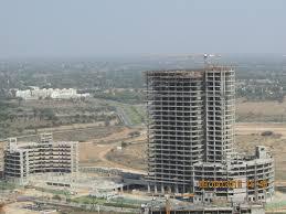 wtc gift city construction progress as on april 2018
