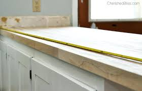 are you considering butcher block this tutorial on how to install takes wood countertop countertops