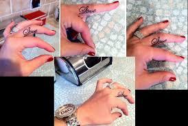 Tetování Na Prst Diskuze Omlazenícz 4