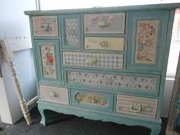 furniture refurbished. Decoupage Furniture Refurbished