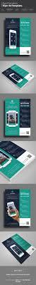 app promotional flyer promotional flyers flyer template and app promotional flyer template psd here graphicriver net