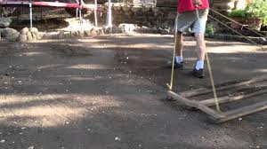 Diy Sod Best Way To Level Grade Dirt For Seed Or Sod Installation Youtube