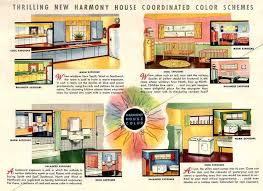 Sears Paint Color Chart