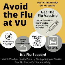 Getting a flu shot is an easy way to help protect you and your family. Influenza Vaccinations For Students Student Health Center