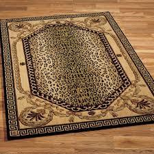 revolutionary leopard print area rug compelling greek key rugs animal newest restoration hardware on popular remarkable bright s floor