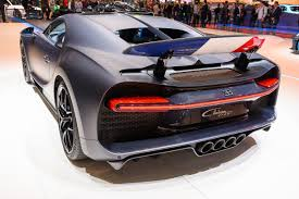 Over 1 users have reviewed chiron sport on basis of features, mileage, seating comfort, and engine. Chiron Sport 110 Ans Bugatti Geneva International Motor Show