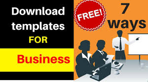 How To Download A Free Infographic Powerpoint Template For Business Presentation Free Ppt Download