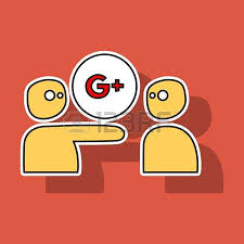 google plus button vector. Beautiful Button Sticker Google Plus Icons On Background Stock Vector  101225365 And Button